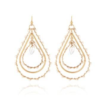 GAS-BIJOUX-OORBELLEN-ORPHEE-EARRINGS-GOUD www.buddha-ibiza.nl