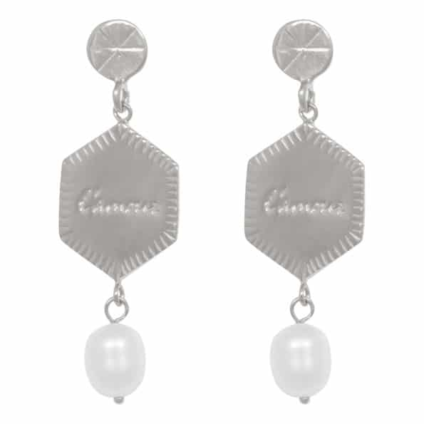 ELINE-ROSINA-STATEMENT-L-AMOUR-EARRINGS-ZILVER www.buddha-ibiza.nl