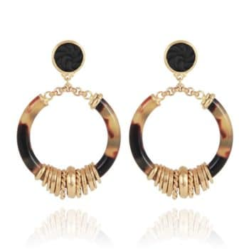 GAS-BIJOUX-MARIZA-EARRINGS-GOUD-350810 www.buddha-ibiza.nl
