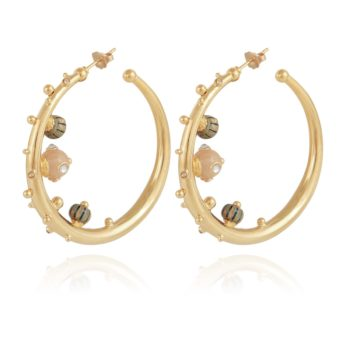 GAS-BIJOUX-OORBELLEN-ASTRA-HOOP-EARRINGS-319072 www.buddha-ibiza.nl