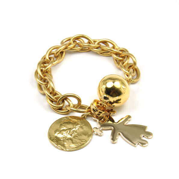 TIMELESS-PEARLY-ARMBAND-MOTHER-AND-CHILD-GOUD-00 www.buddha-ibiza.nl