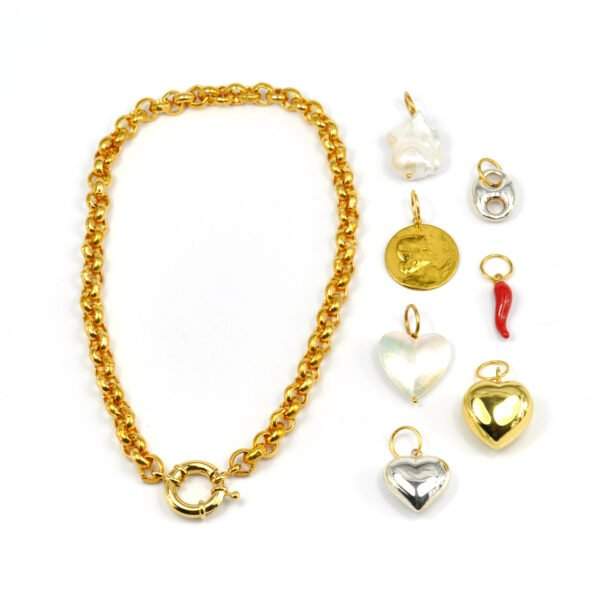 TIMELESS-PEARLY-KETTING-WEEKLY-BOX-GOUD-1120 www.buddha-ibiza.nl