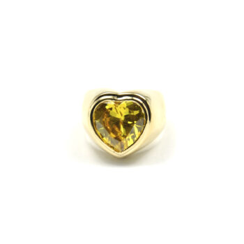 TIMELESS-PEARLY-RING-GOLDEN-HEART-GOUD-01 www.buddha-ibiza.nl