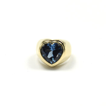 TIMELESS-PEARLY-RING-ROYAL-BLUE-HEART-GOUD-02 www.buddha-ibiza.nl