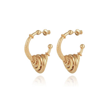 GAS-BIJOUX-OORBELLEN-MARANZANA-HOOP-EARRINGS-SMALL-SIZE-GOUD-01 www.buddha-ibiza.nl